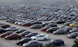 Le constructeur automobile américain Ford a annoncé jeudi qu'il allait augmenter de 350.000 véhicules la capacité de production annuelle de son usine de Chongqing, dans le centre-ouest de la Chine.