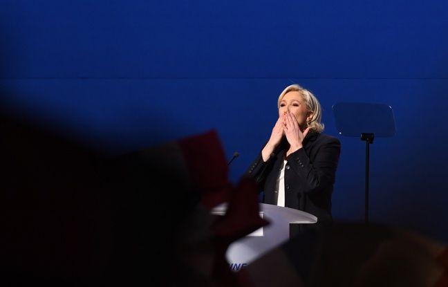 Images d'exactions de Daesh: Marine Le Pen renvoyée en correctionnelle