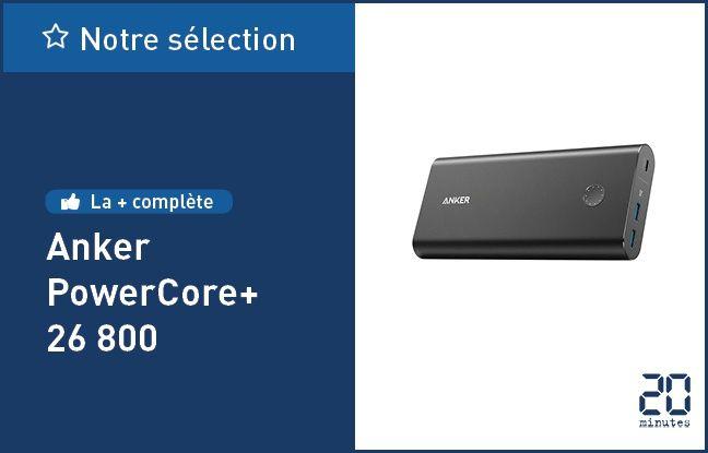 PowerCore+ 26 800