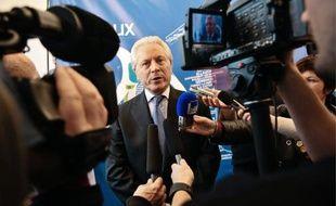 Eugène Caselli a confirmé hier que MPM «n'augmenterait pas ses impôts ménages» en 2011.
