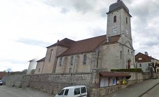 L'église de Nods, dont les cloches qui sonnent la nuit ne plaisent plus à un habitant du centre de la commune.