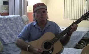 Ronald Poppo, la victime du «cannibale de Miami», dans une vidéo diffusée le 21 mai 2013.