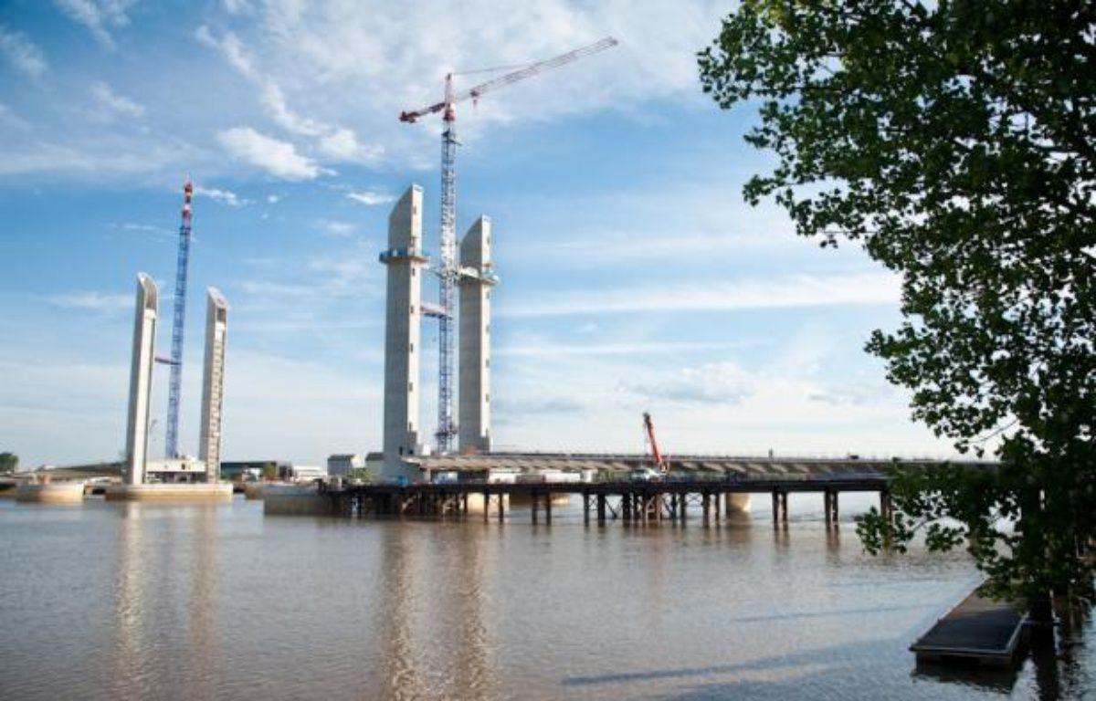 Le pont Bacalan-Bastide à Bordeaux – S.ortola/20minutes