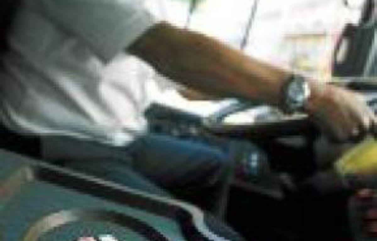 Les agressions d'agents ont baissé de 20% entre2010 et2011. –  C. Viillemain/20 minutes