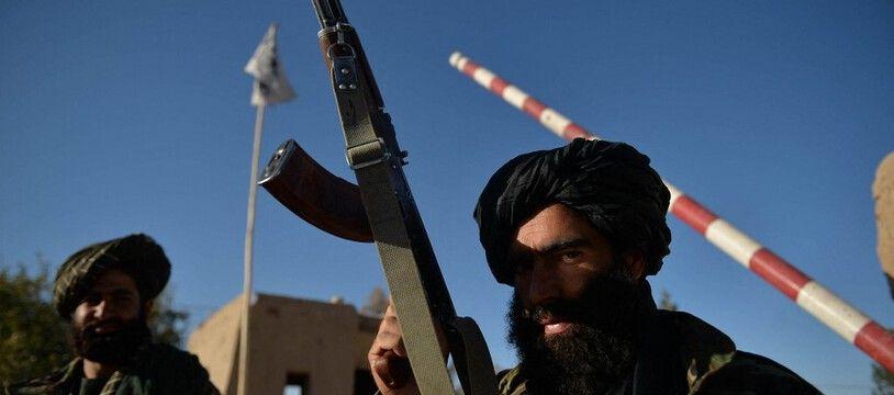 Des soldats talibans. (illustration)