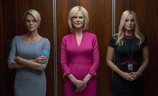 Charlize Theron, Nicoloe Kidman et Margot Robbie dans «Scandale» de Jay Roach