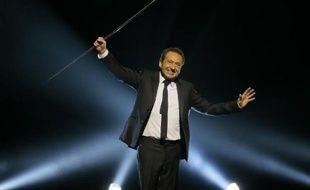 """Patrick Timsit prépare le 19 janvier 2015 son nouveau spectacle au Théâtre du Rond-Point """"On ne peut pas rire de tout"""""""