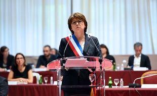 Martine Aubry, la maire de Lille