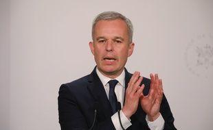 Le ministre de la Transition écologique, François de Rugy.
