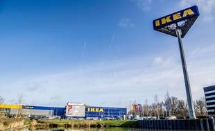 Un magasin Ikea aux Pays-Bas (Illustration).