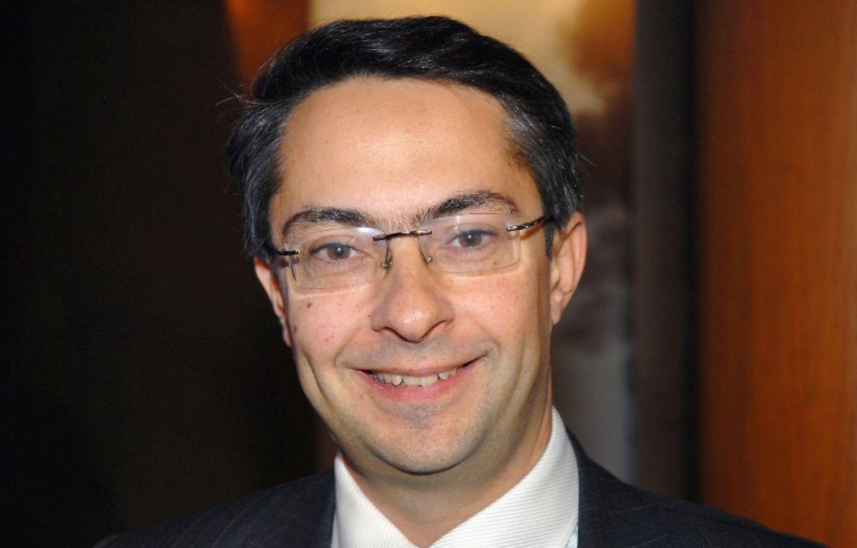 Christophe Bejach, membre fondateur du think tank Terra Nova. – ERIC PIERMONT