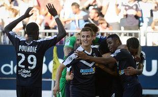 Les Girondins retrouvent un peu le sourire avec cette victoire contre La Gantoise en Ligue Europa.