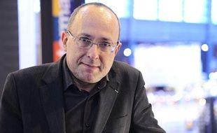 Bertrand Morrisset au Salon du livre de Paris 2010