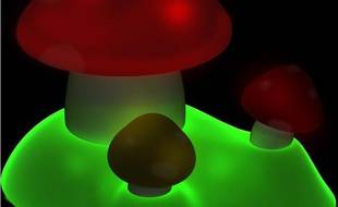 Un luminaire pour enfant utilisant la technologie LED