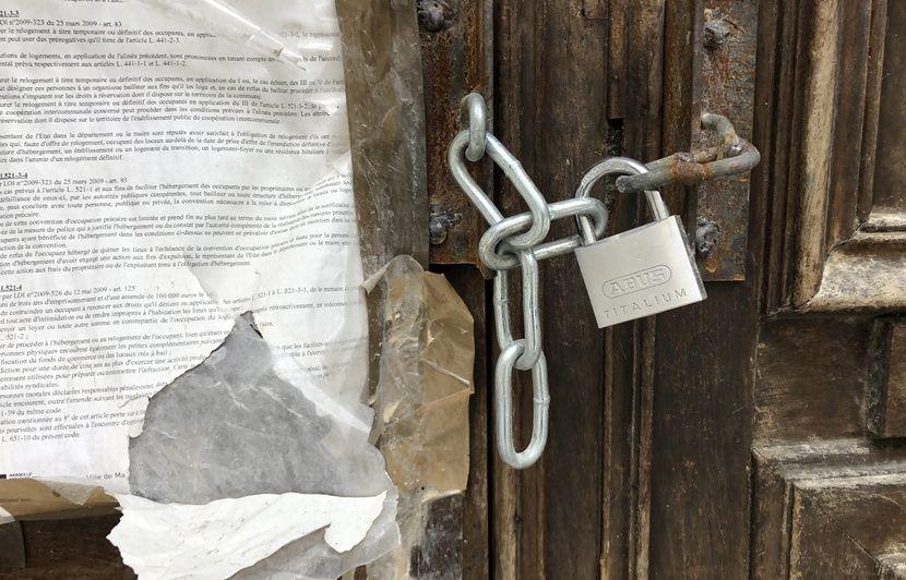 Marseille : Un homme qui louait des appartements dans un immeuble en péril placé en détention