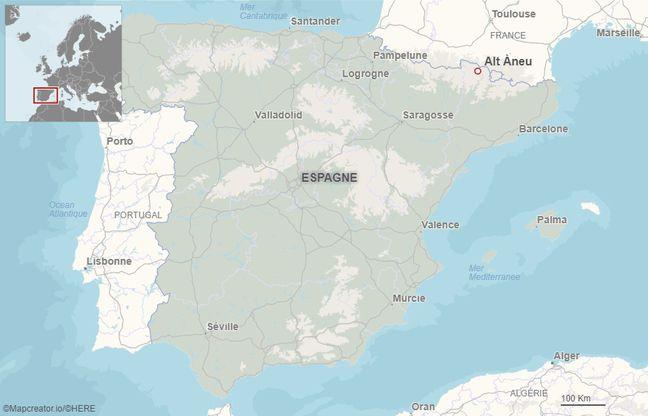 La station météo du Clot del Tuc de la Llança se trouve sur le territoire de la commune d'Alt Àneu.