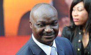 L'ancien attaquant du Cameroun Roger Milla.