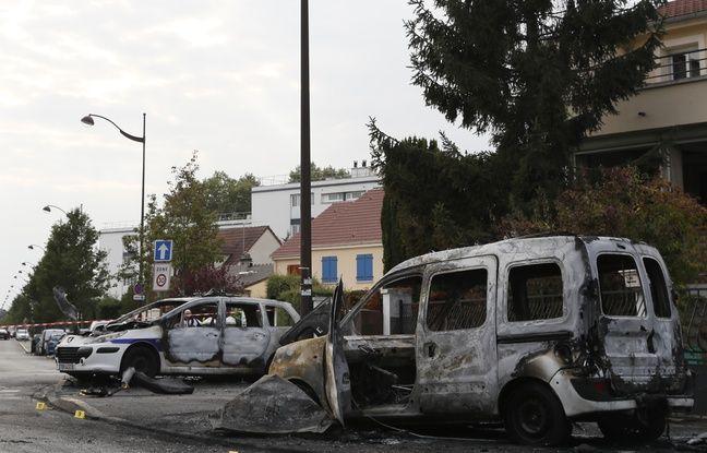 Quatre agents de police ont été agressé samedi 8 octobre à Viry-Châtillon