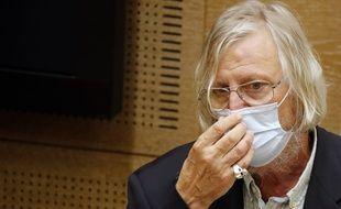 Didier Raoult en septembre 2020