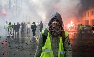 La manifestation des «gilets jaunes» le 1er décembre a été marquée par des violences inédites à Paris