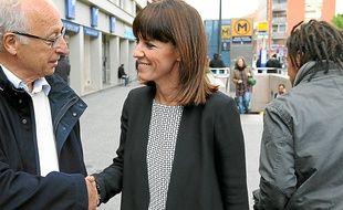 Laurence Arribagé en juin 2014.
