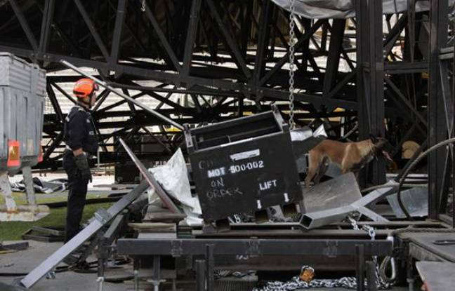 Marseille: Le procès de l'effondrement mortel de la scène de Madonna au Vélodrome aura lieu 10 ans après