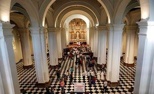 Une église (photo d'illustration).