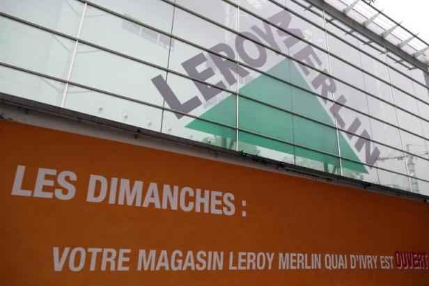 Leroy merlin une nouvelle op ration de vente d 39 occasions - Leroy merlin thoiry ...