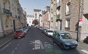 Le corps de la victime a été découvert ce mercredi en fin de matinée rue de la Santé.