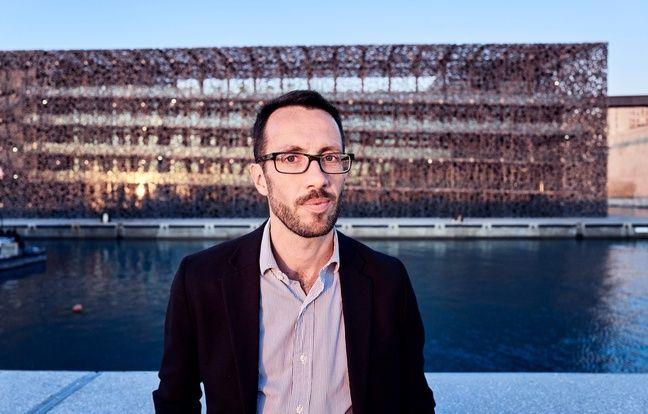 Sébastien Louis était également conseiller scientifique pour l'exposition «Nous sommes foot» au MUCEM.