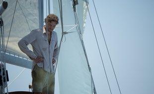 Colin Firth est Danald Crowhurst dans le film «Le jour de mon retour».