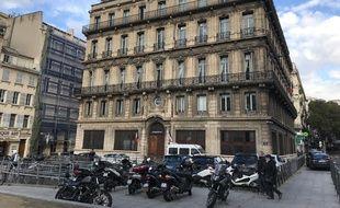 La préfecture de Police des Bouches-du-Rhône, à Marseille.