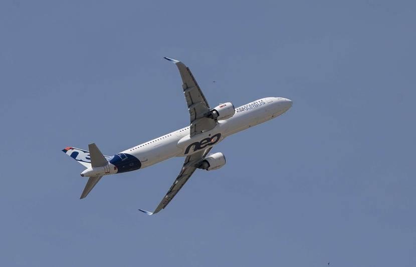Airbus: Toulouse devrait accueillir une ligne d'assemblage de l'A321