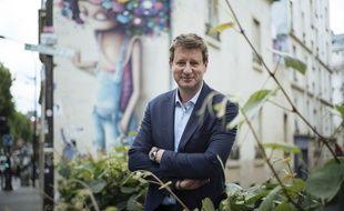 Le députée européen EELV Yannick Jadot