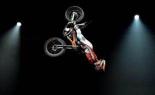 Le Gaudois Romain Chalier présentera un nouveau spectacle de freestyle.