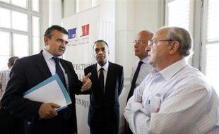 """Le secrétaire d'Etat à l'Outre-mer, Yves Jego, s'est déclaré mardi soir auprès de l'AFP satisfait d'avoir conduit """"le navire au port sans casse"""" et """"convaincu d'avoir eu raison"""", après la longue crise qui a secoué la Guadeloupe et la Martinique."""
