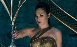 Gal Gadot dans Wonder Woman de Patty Jenkins