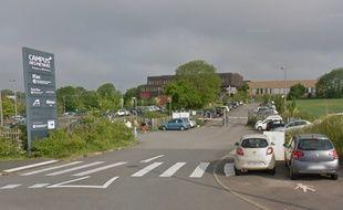 La bagarre s'est produite le 27 novembre vers 16h30 devant le centre de formation de l'Ifac à Brest.