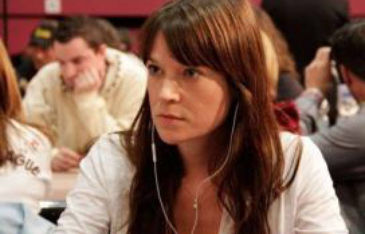 Lucille Cailly, joueuse de poker professionnelle – Card Player