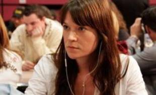 Lucille Cailly, joueuse de poker professionnelle