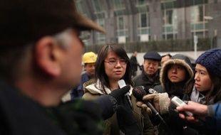 La Chinoise Ni Yulan, célèbre pour son combat contre les expropriations abusives, a été jugée jeudi, avec son époux, lors du troisième procès en moins d'une semaine d'un défenseur des droits de l'Homme en Chine où l'étau contre la dissidence se resserre encore.