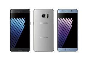 Le Samsung Galaxy Note 7 sera disponible en précommande dès le 19 août.