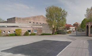 Le collège de La Malassise, à Longuenesse.