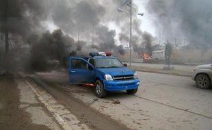 Le gouvernement irakien a perdu le contrôle de Fallouja, tombée aux mains de combattants liés à Al-Qaïda, une ville où les forces américaines ont subi de lourdes pertes face à l'insurrection.