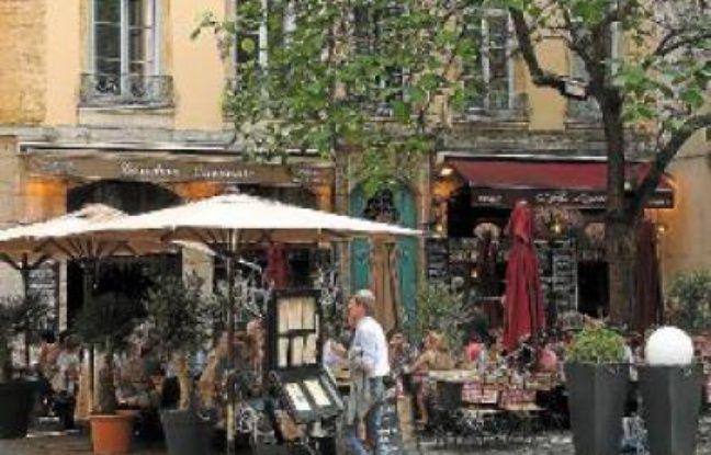 L'agression s'est produite place du change dans le Vieux-Lyon (5e).