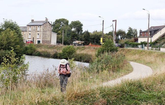 Rennes: L'Ille et la Vilaine vont se faire enjamber par des passerelles
