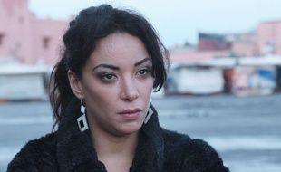 """Loubna Abidar pour son rôle dans """"Much Loved"""""""