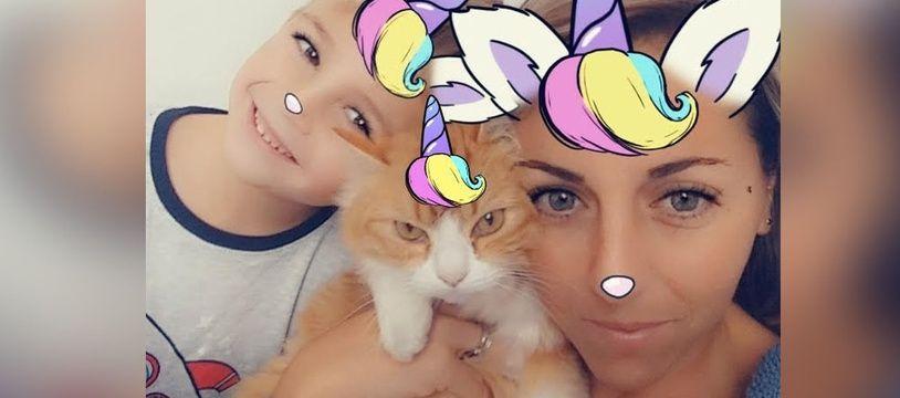 Louenn, Plume et Aurélie posent sur Snapchat pour «20 Minutes».