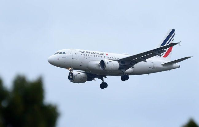 648x415 un avion d air france le 19 mars 2021