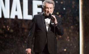 Le chanteur Eddy Mitchell.